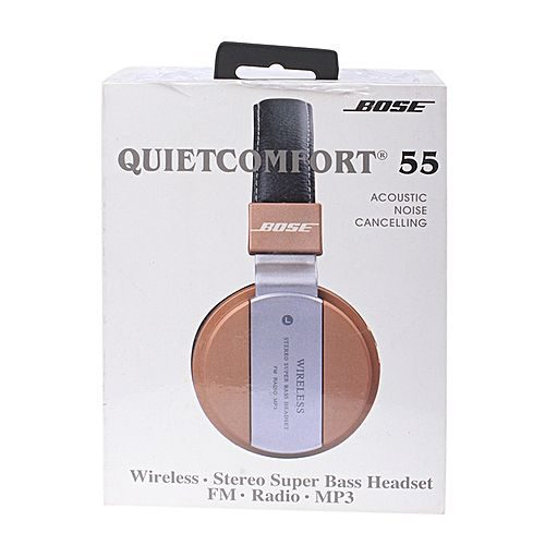 هدست بلوتوثی بوز مدل QuietComfort 55