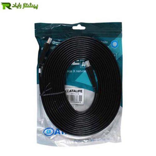 کابل فلت HDMI دیتالایف به طول 3 متر
