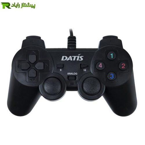 دسته بازی با سیم داتیس مدل DTS 1510D