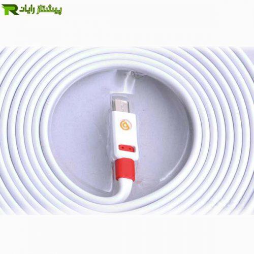 کابل شارژر فلت اندروید گریفین به طول 2 متر