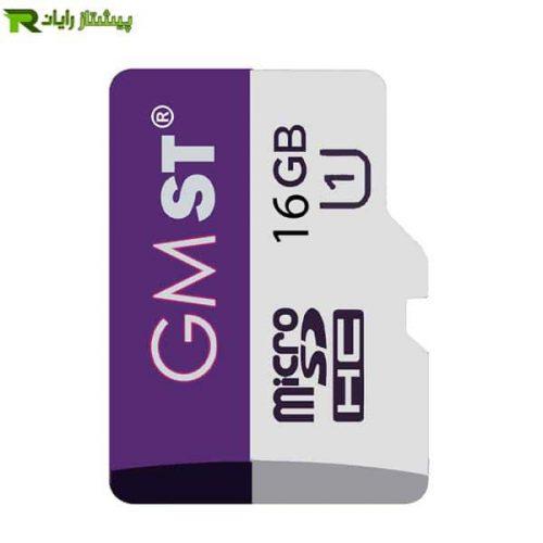 کارت حافظه جم فست با ظرفیت 16 گیگابایت و سرعت 80MB/S