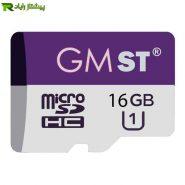 کارت حافظه جم اس تی با ظرفیت 16 گیگابایت و سرعت 80MB/S