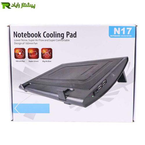 کول پد لپ تاپ مدل N17