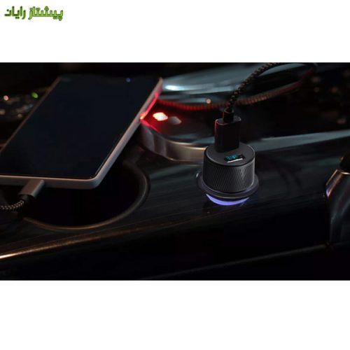 شارژر فندکی خودرو